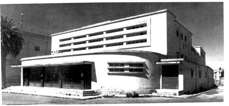 La casa in colonia il modello asmara di lulghennet for Architettura fascista in italia